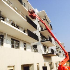 Le chantier Hôpital Debrousse avance