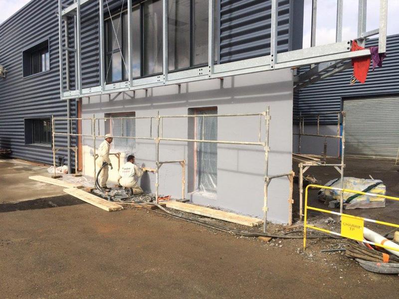 Les nouveaux bureaux serrurerie m tallerie chaudronnerie - Bureau de poste villefranche sur saone ...