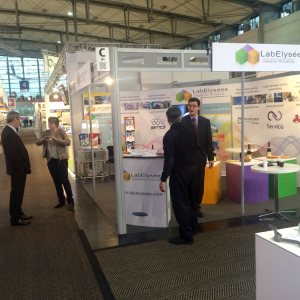 Salon de Hanovre Messe 2014