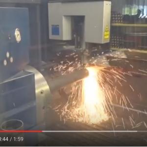 Découpe Laser Tube