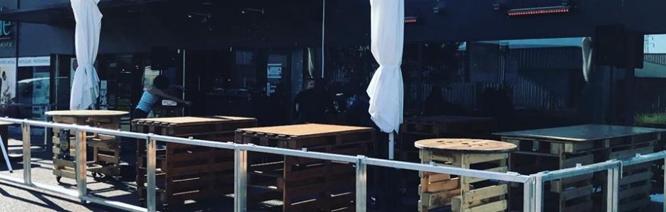 Pasquier Favre : une nouvelle terrasse pour Los Amigos pub