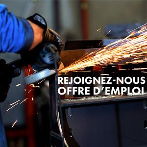 Offre d'emploi – Soudeur confirmé (H/F)